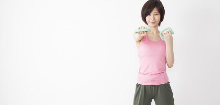 筋トレから有酸素運動のダブルコンボで責めるダイエット